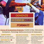 Corso di Formazione Gratuito e Servizio di Supporto Domiciliare Globale: le due nuove iniziative della Ra.Gi.
